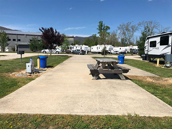 Welcome to East Tennesee RV Park!